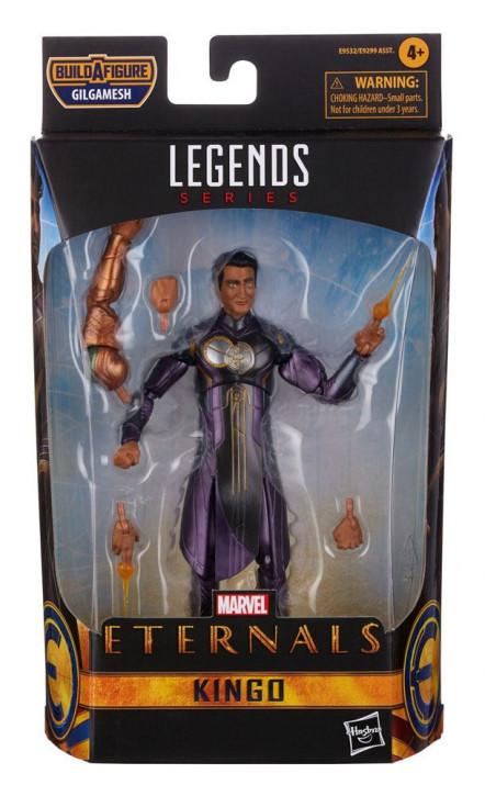 Marvel Legends Series Eternals Actionfigur 2021 - Kingo