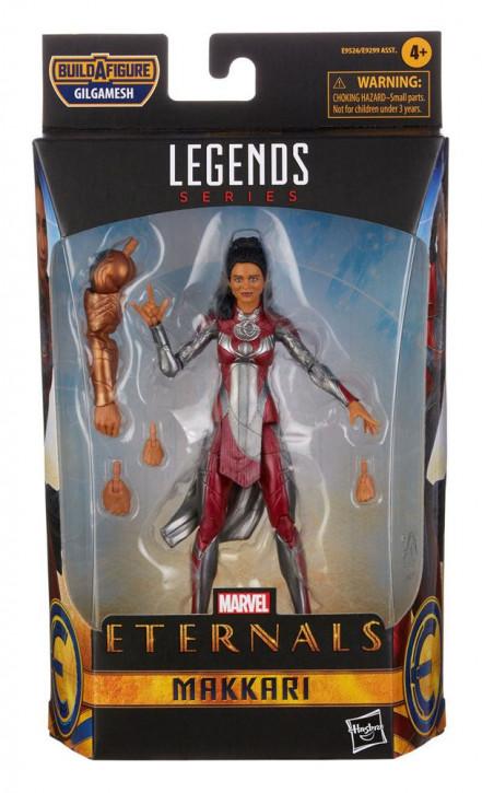 Marvel Legends Series Eternals Actionfigur 2021 - Makkari