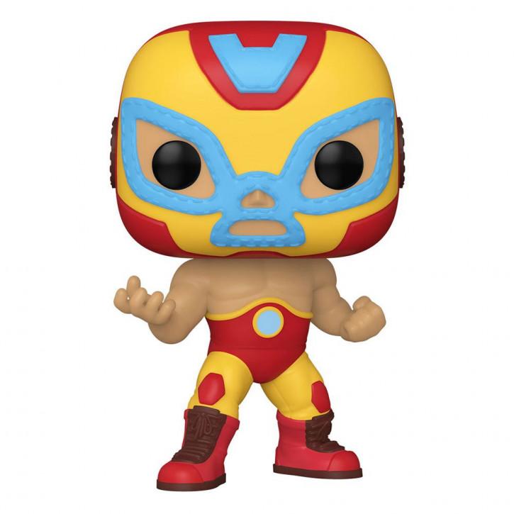 Marvel Luchadores POP! - Vinyl Figur 709 - Iron Man