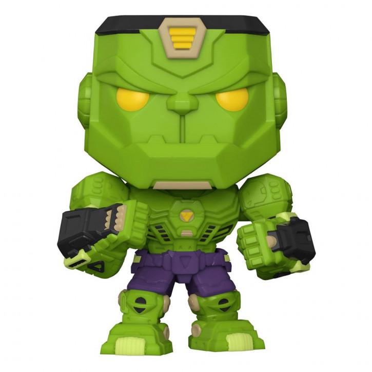 Marvel Mech POP! - Vinyl Figur 833 - Hulk