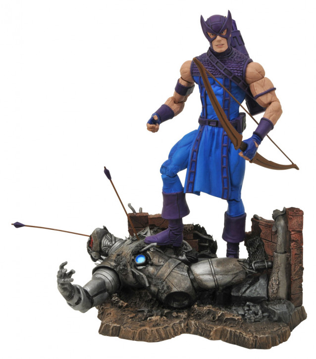Marvel - Select Actionfigur - Classic Hawkeye