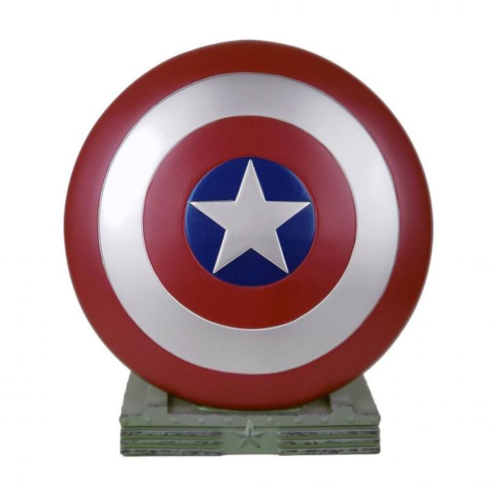 Marvel - Spardose - Captain America Shield