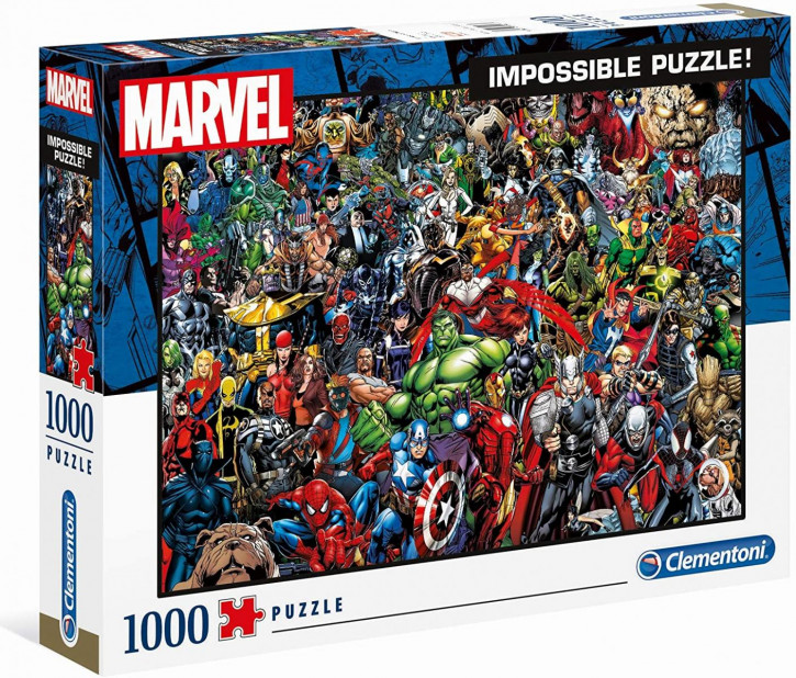 Marvel Universe - Puzzle