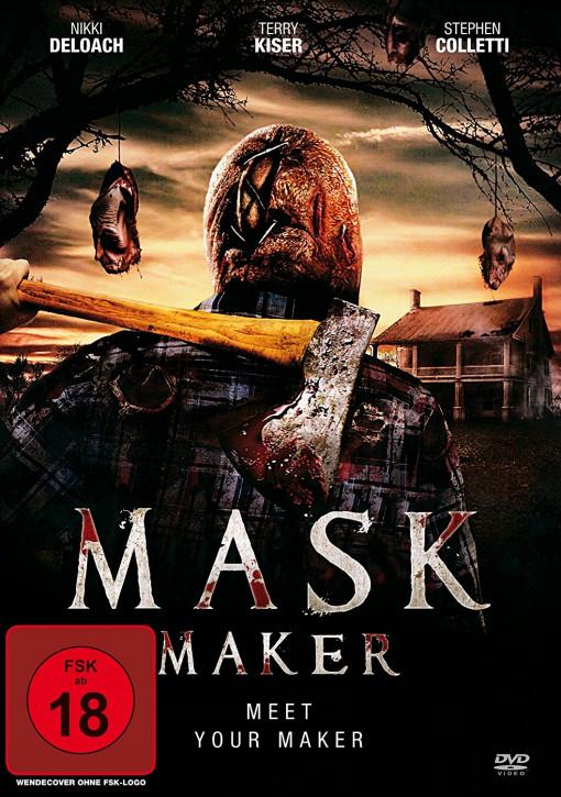 Mask Maker - [DVD]