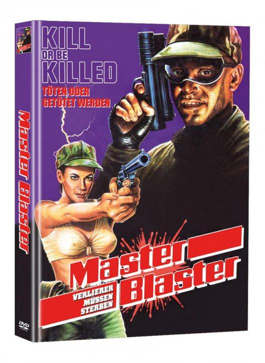 Master Blaster - Limited Mediabook Edition (Super Spooky Stories #101) [DVD]