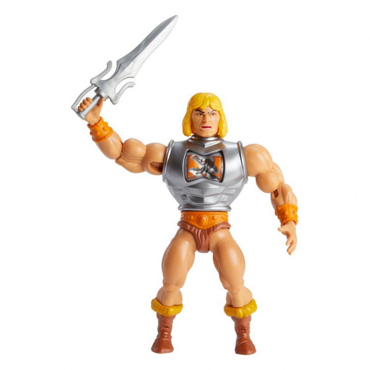 Masters of the Universe - Deluxe Actionfigur 2021 - He-Man