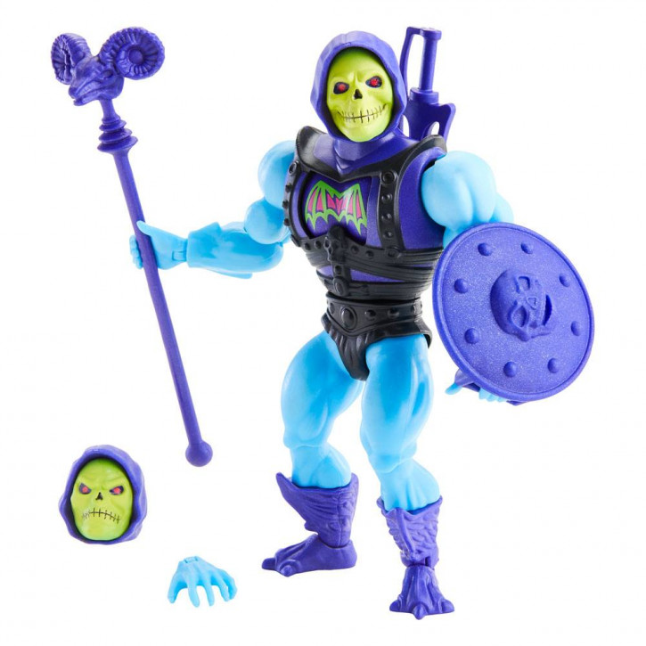 Masters of the Universe - Deluxe Actionfigur 2021 - Skeletor