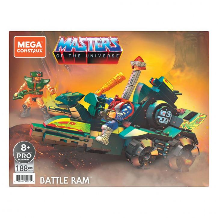 Masters of the Universe - Mega Construx Probuilders Bauset - Battle Ram