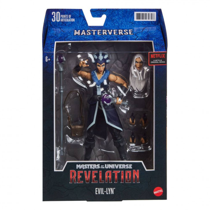 Masters of the Universe - Revelation Masterverse Actionfigur 2021 - Evil-Lyn