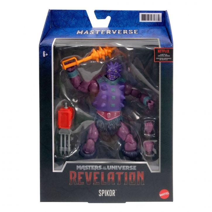 Masters of the Universe - Revelation Masterverse Actionfigur 2021 - Spikor