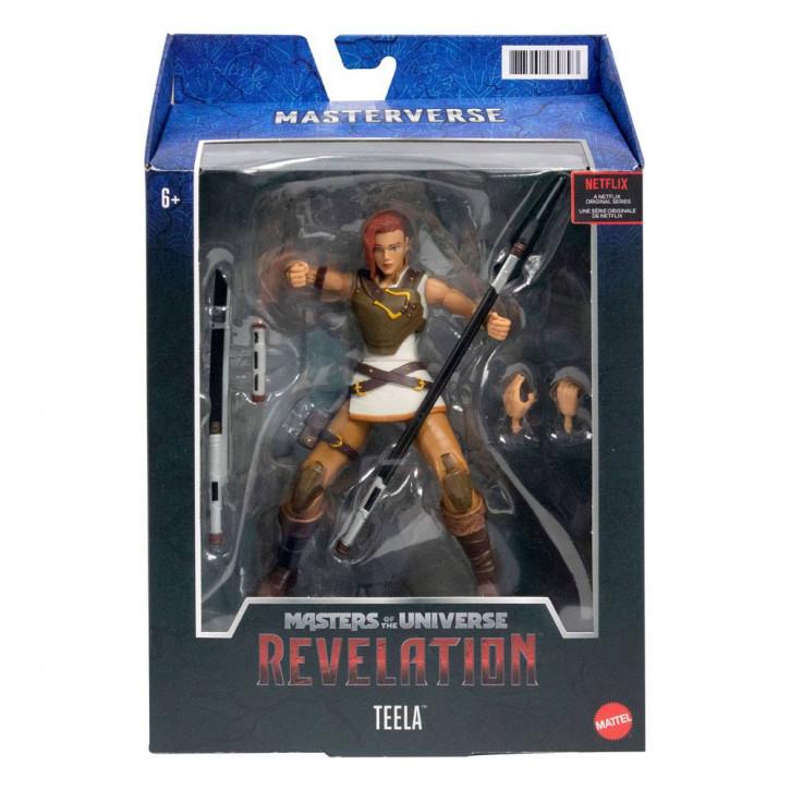 Masters of the Universe - Revelation Masterverse Actionfigur 2021 - Teela