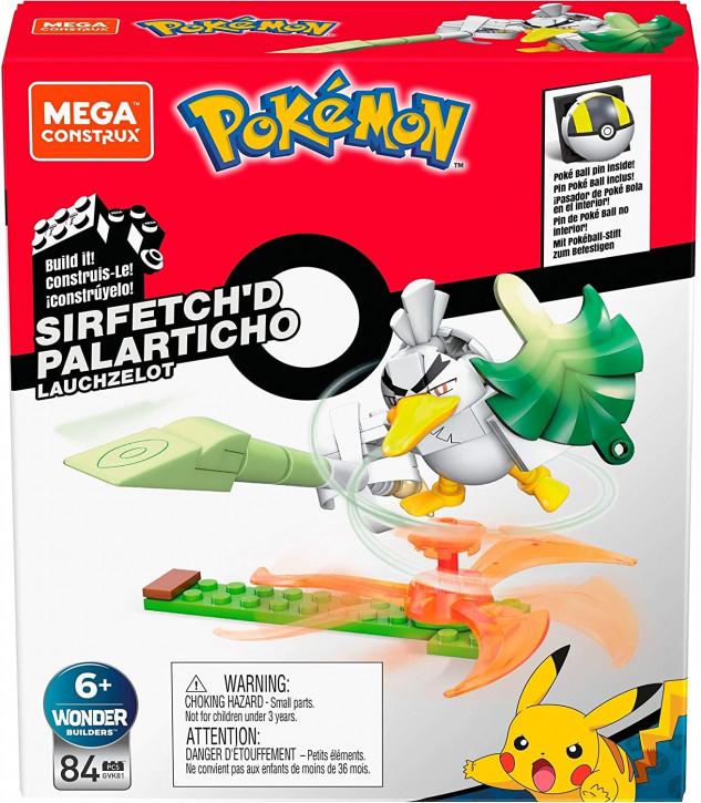 Mega Construx - Pokemon - Lauchzelot