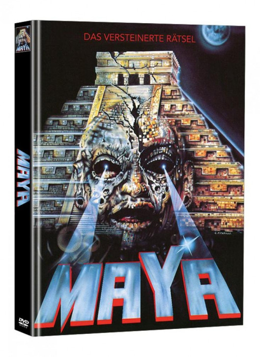 Maya - Limited Mediabook Edition (Super Spooky Stories #58) [DVD]