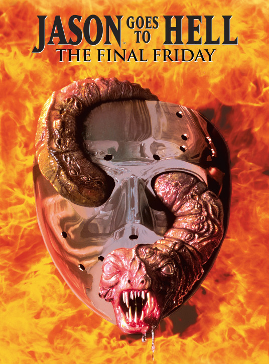 Freitag der 13. - Jason Goes to Hell - Limited Mediabook [Blu-ray+DVD]