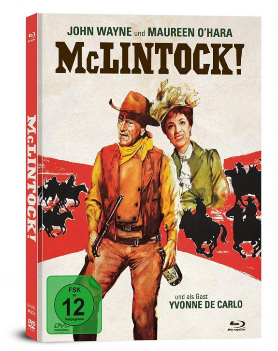 MacLintock! - Limited Collector's Edition [Bluray+DVD]
