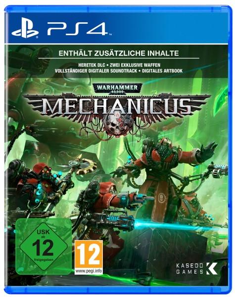Warhammer 40,000: Mechanicus [PS4]