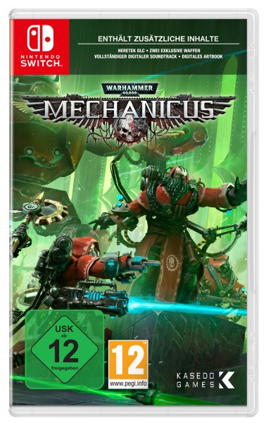 Warhammer 40,000: Mechanicus [Switch]
