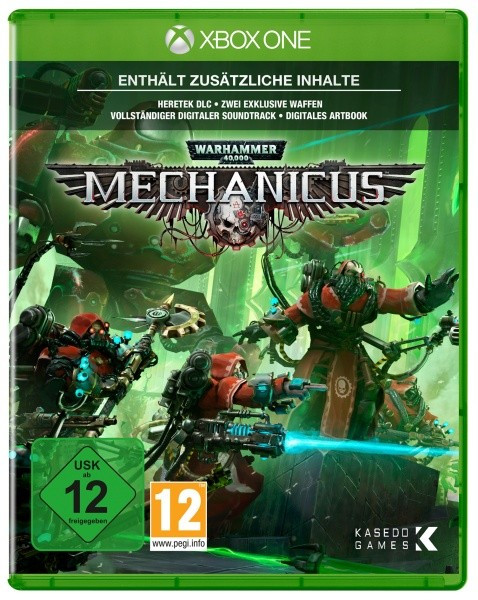 Warhammer 40,000: Mechanicus [Xbox One]