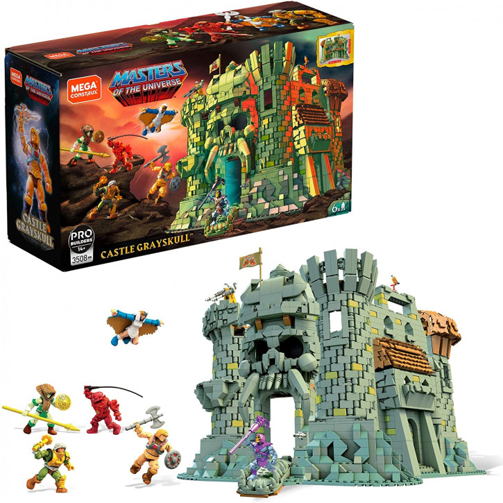 Mega Construx - Masters of the Universe - Castle