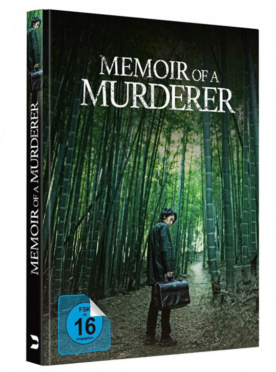 Memoir of a Murderer - Limited Mediabook Edition [Blu-ray]