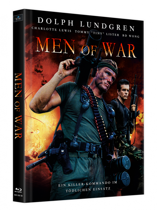 Men of War - Mediabook - Cover C [Blu-ray]