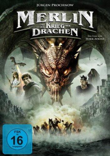 Merlin und der Krieg der Drachen [DVD]