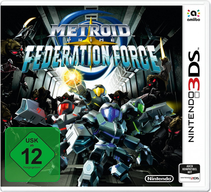 Metroid Prime: Federation Force [N3DS]