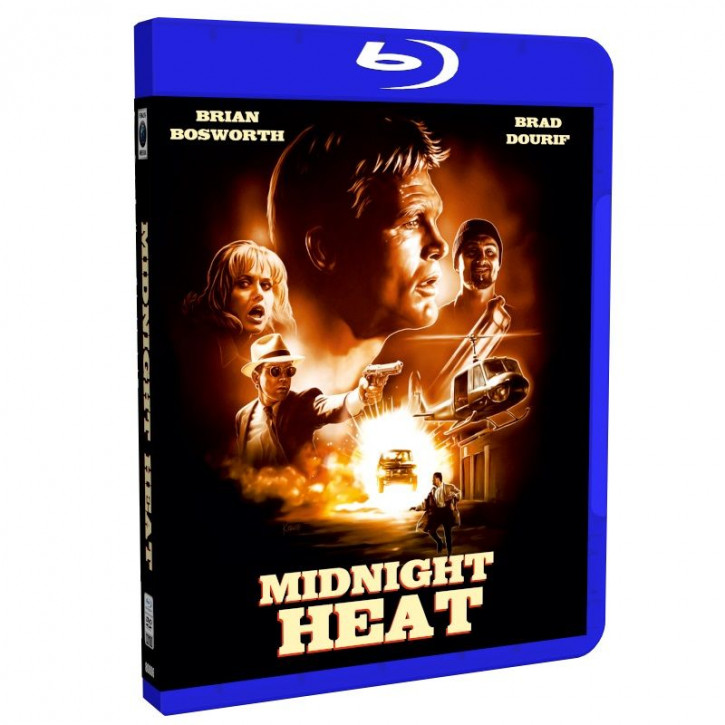 Midnight Heat [Blu-ray+DVD]