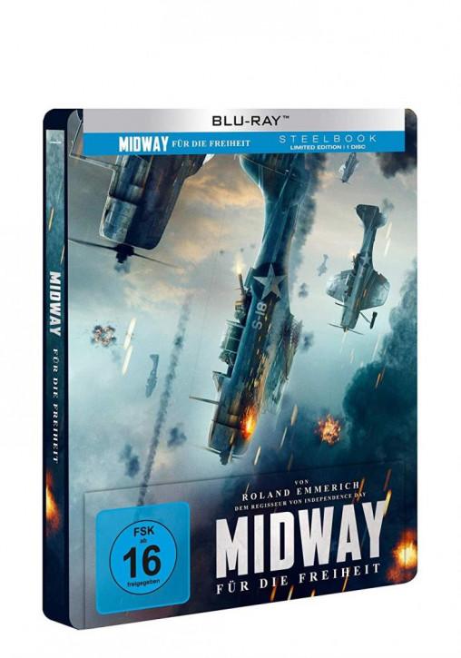 Midway - Für die Freiheit - Steelbook [Blu-ray]