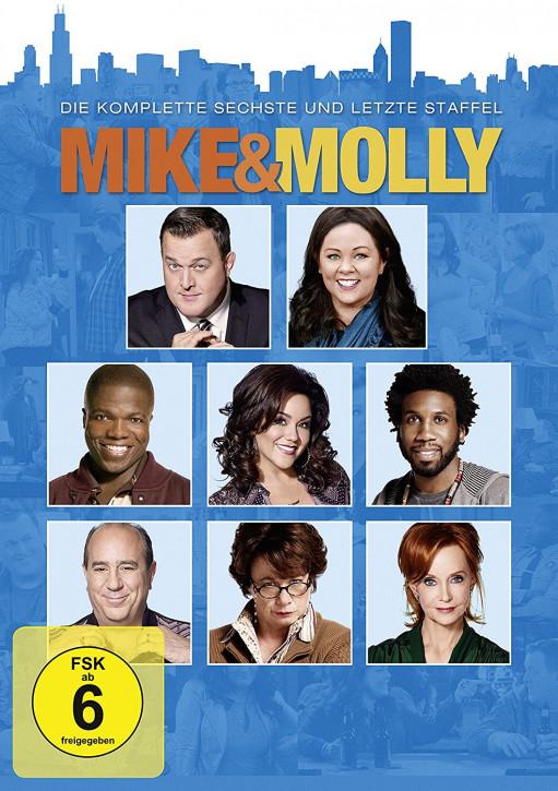 Mike & Molly - Die komplette sechste Staffel [2 DVDs]
