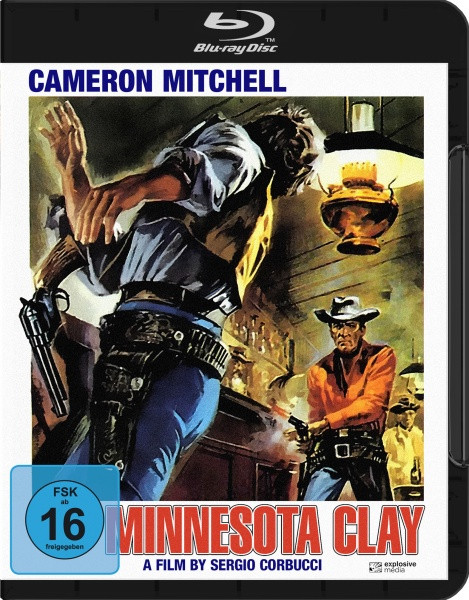 Minnesota Clay [Blu-ray]