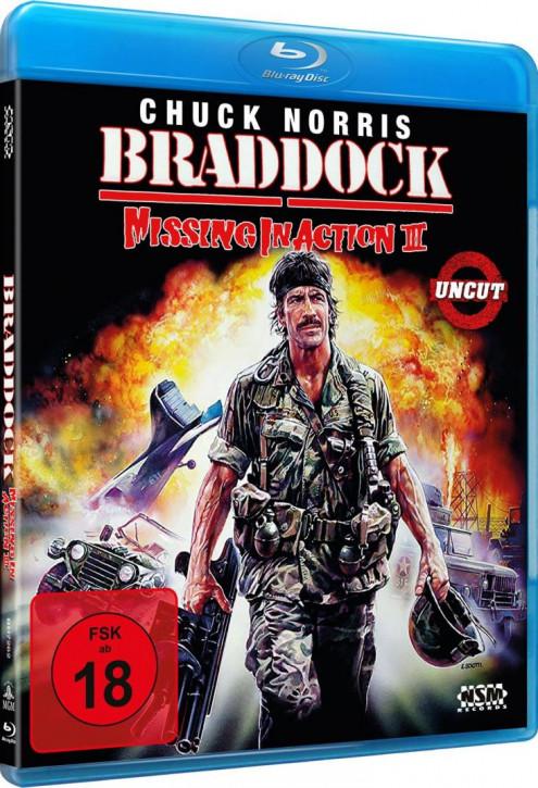 Missing in Action 3: Braddock [Blu-ray]