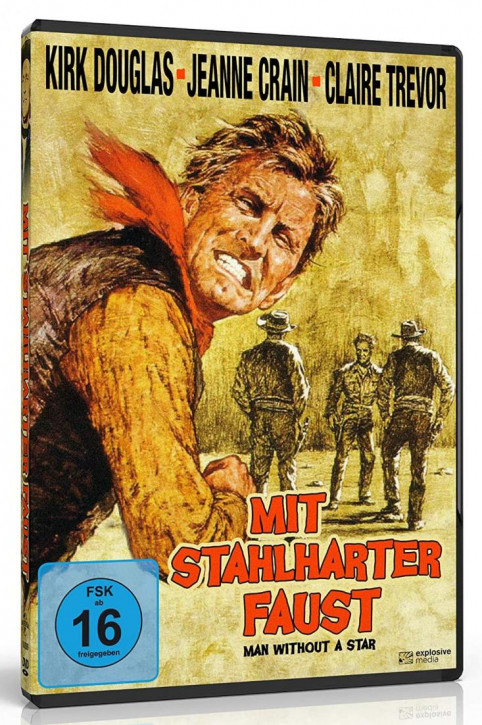 Mit stahlharter Faust [DVD]