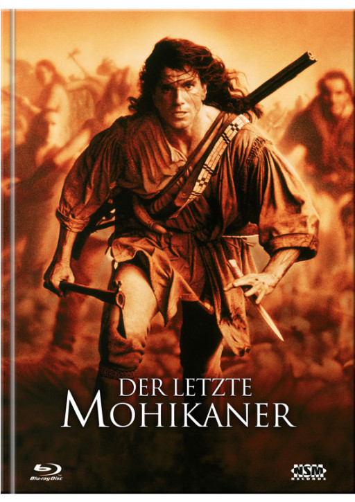 Der Letzte Mohikaner - Limited Mediabook Edition [Blu-ray]
