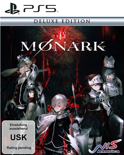 Monark - Deluxe Edition [PS5]