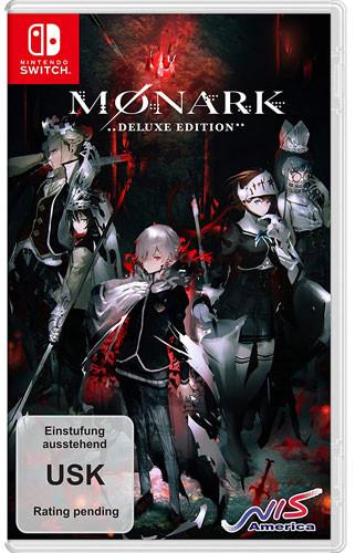 Monark - Deluxe Edition [Nintendo Switch]
