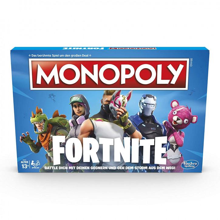 Monopoly Gamer - Fortnite Edition