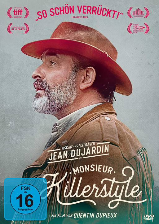 Monsieur Killerstyle [DVD]
