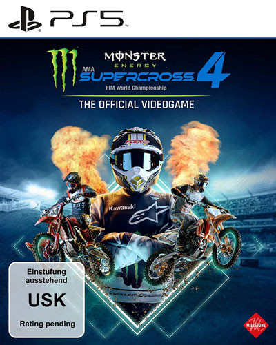 Monster Energy Supercross 4 [PS5]