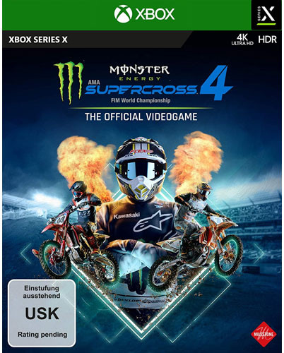 Monster Energy Supercross [Xbox Series X]