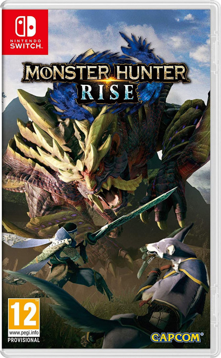 Monster Hunter Rise [Nintendo Switch]