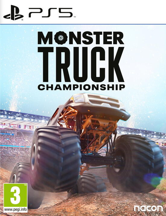 Monster Truck Championship [PS5]