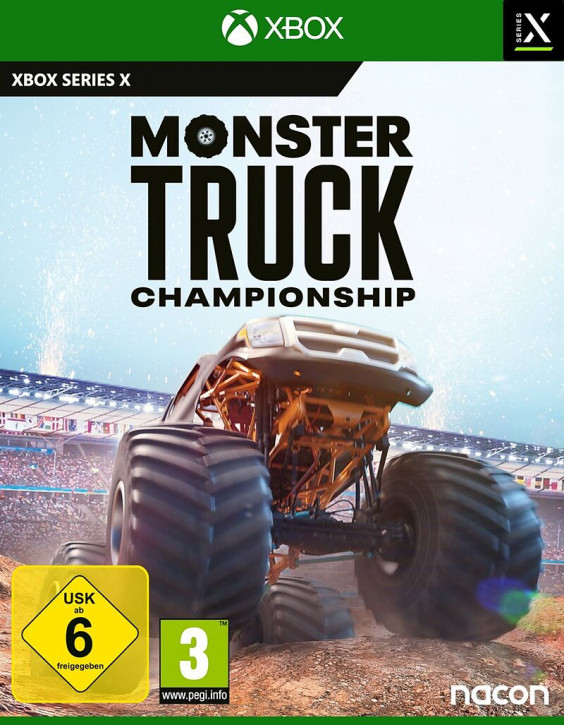 Monster Truck Championship [Xbox Series X]