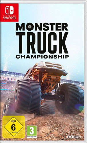 Monster Truck Championship [Nintendo Switch]