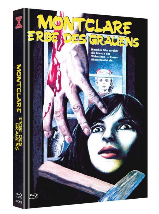 Montclare - Erbe des Grauens (Next of Kin) - International Cult Collection #008 - Mediabook - Cover C [Blu-ray+DVD]
