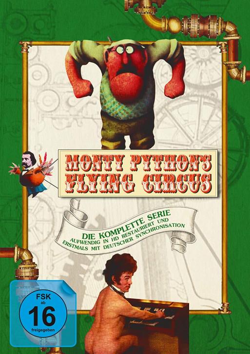 Monty Pythons Flying Circus - Die komplette Serie [DVD]