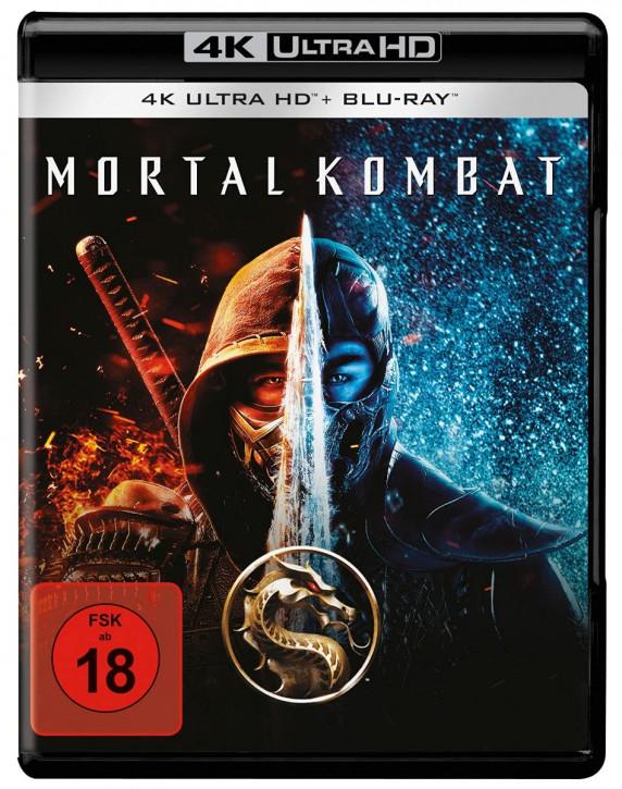 Mortal Kombat (2021) [4K UHD+Blu-ray]