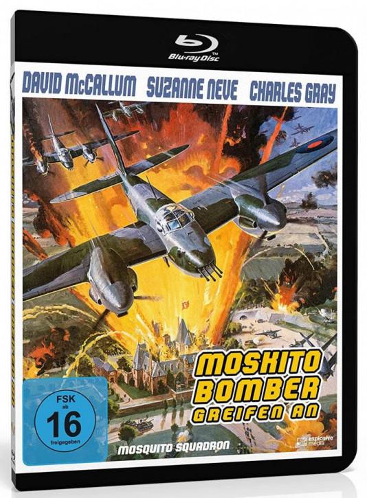 Moskito-Bomber greifen an [Blu-ray]