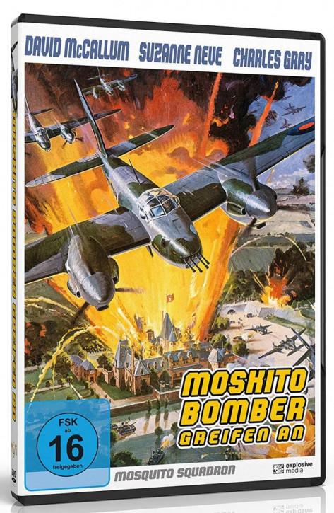 Moskito-Bomber greifen an [DVD]