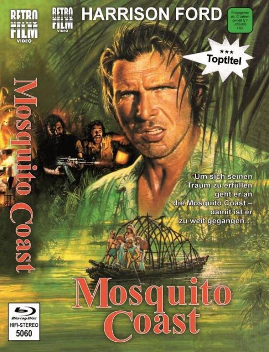 Mosquito Coast - große  Hartbox [Blu-ray]